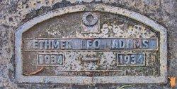 Ethmer Leo Adams