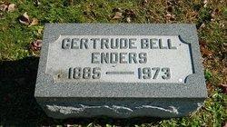 Gertrude <I>Bell</I> Enders