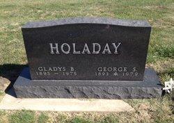 George Spies Holaday