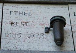 Ethel Best