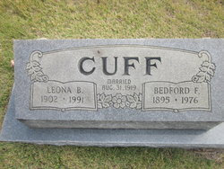 0fda46fc1 Bedford Forrest Cuff (1895-1976) - Find A Grave Memorial