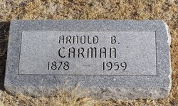 Arnold Baker Carman