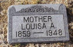 Louisa A <I>Rolph</I> Crossgrove