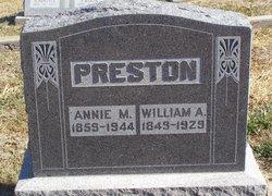 William Alex Preston
