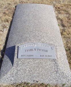 Frank V Preston