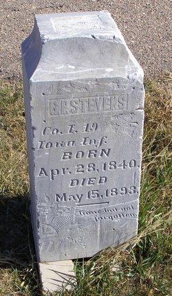 George P Stevens