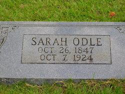Sarah Cordelia Odle