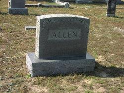 Mattie L Allen