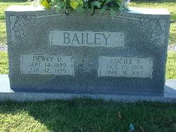 Lucile B. <I>Bassham</I> Bailey