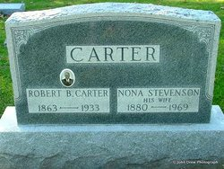 Nona <I>Stevenson</I> Carter