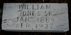 "William ""Willie"" Jones, Sr"