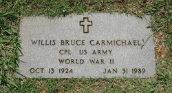 Willis Bruce Carmichael