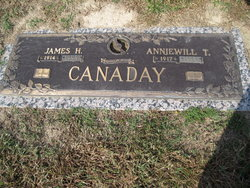 James Harlan Canaday