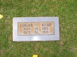 Edgar Tillman Kemp