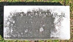 John Wesley Taylor, Jr