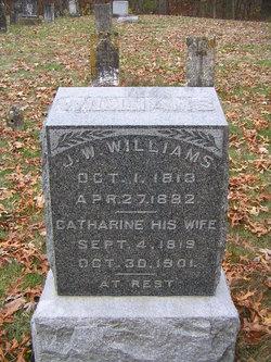 Catherine <I>Deardorff</I> Williams