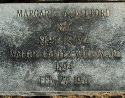 Margaret A. <I>Cooke</I> Bluford