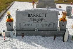 Vera Mae Lee <I>Bagwell</I> Barrett