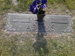 Mary <I>Todd</I> Adams