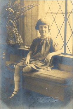 "Virginia Elizabeth ""May"" <I>Huffman</I> Straley"