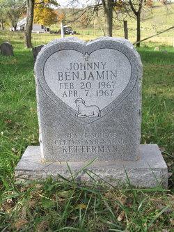 Johnny Benjamin Ketterman
