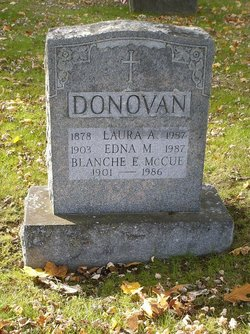 Blanche E. McCue