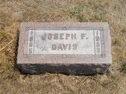 Joseph Franklin Davis