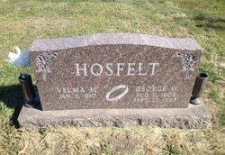 George William Hosfelt