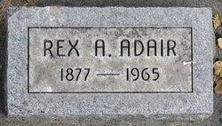 Rex Allen Adair