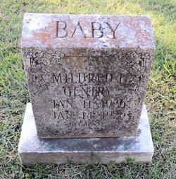 Mildred E. Gentry