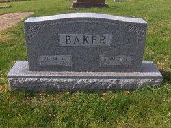 Mamie Helena <I>Reischauer</I> Baker