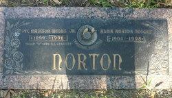 Alma Amanda <I>Rogers</I> Norton