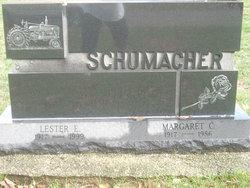 Margaret C <I>Miller</I> Schumacher