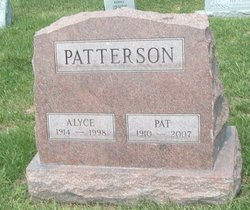 Alyce Grace <I>Pierce</I> Patterson