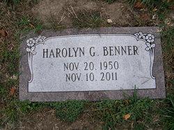 Harolyn Gale <I>Bergman</I> Benner