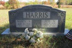 Nancy Rebecca <I>Rodgers</I> Harris