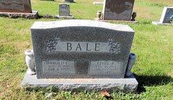 Ethel <I>Bradshaw</I> Bale