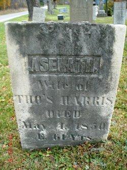 Asenath <I>Larcom</I> Harris