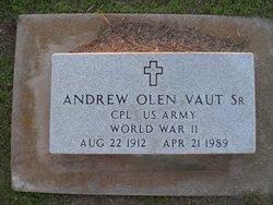 Andrew Olen Vaut, Sr