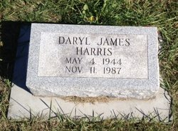 Daryl James Harris