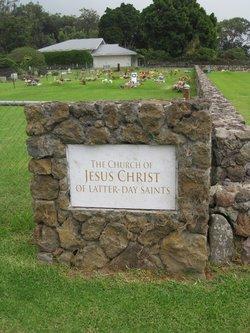 Waimea Mormon Cemetery