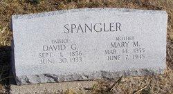 David George Spangler