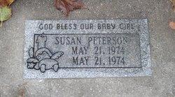 Susan <I>Sprague</I> Peterson