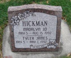 Tyler James Hickman