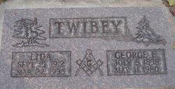 Lida Gertrude <I>Gabriel</I> Twibey