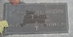 Frank Daniel Higgins