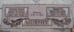 Louise <I>Long</I> Murphy