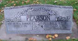 Harold Roy Pearson, Jr