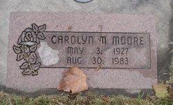 Carolyn <I>Critchfield</I> Moore