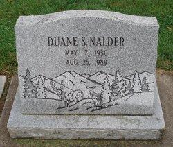Duane Staker Nalder